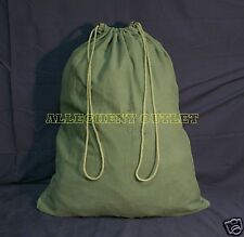 US Army Military Barracks Bag, Cotton Large Laundry Duffle Tote Storage Bag VGC
