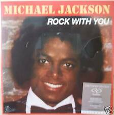 """MICHAEL JACKSON """"ROCK WITH YOU"""" cd's limited edition sealed"""