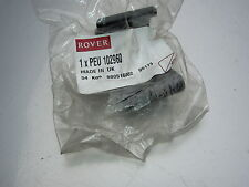ROVER MINI COOLANT HOSE SUPPORT BRACKET NEW GENUINE PEU102960