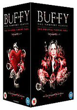 Buffy The Vampire Slayer - Complete Series 1, 2, 3, 4, 5, 6 & 7 ---- DVD Boxset