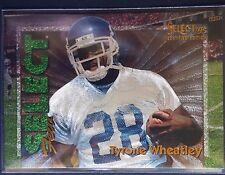 1995 Select Few Tyrone Wheatley #19/20 (/2250) GIANTS 95