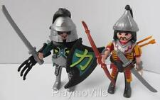 Playmobil Castle/Knights extra figures: Samurai warriors/Eastern soldiers NEW