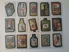 TOPPS WACKY PACKAGES 1980 SERIES 3 LOT of 16