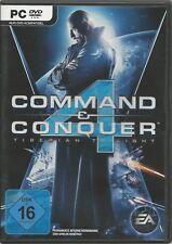 Command and Conquer 4: Tiberian Twilight (PC, DVD-Box) Avec Origin Key Code