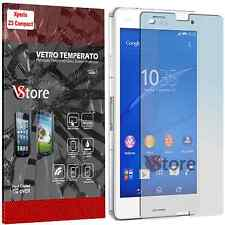 """2 Film glass for SONY Xperia Z3 Compact Save Screen LCD 4,6"""""""