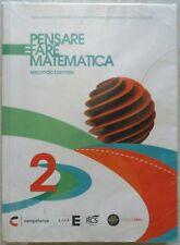 Pensare e fare matematica 2 - M.Andreini R.Manara ISBN 9788845169267