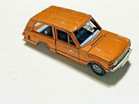 VINTAGE DINKY TOYS RANGE ROVER diecast. Great parts yield or restore