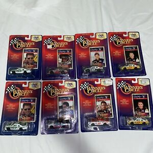 1/64 Winners Circle #17 DARRELL WALTRIP 25th Nascar Lot of 8
