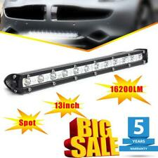 "13"" inch 36W LED Spot Work Light Bar Driving Fog Lamp for Ford Chevrolet Pickup"