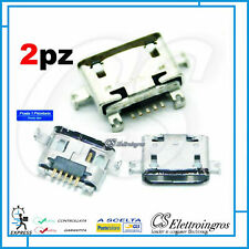 2pz Connettore di ricarica per MOTOROLA MOTO X PLAY XT1561 XT1562 Xt1565 xt1080