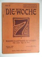 Die Woche Heft 51 - 17 Dezember 1904