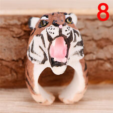 Women Vintage Adjustable Finger Ring Animal Wrap Fashion Jewelry Rings Gift 3c Dog