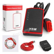 1 Set Car Fault Detector VDM UCANDAS Full System Automotive Genuine WIFI