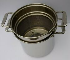 All Clad 8 Quart Stock Pot And Strainer