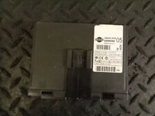 2004 NISSAN PRIMERA P12 2.2 DCI CENTRAL LOCKING MODULE 28550-AV605