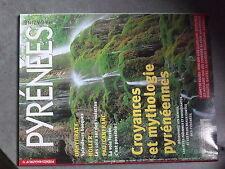 $$ Revue Pyrenees Magazine N°72 mythologie  Orhy Iraty  Pau Canfranc  Lavelanet