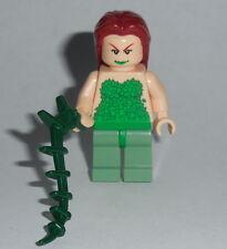 BATMAN #06 Lego Poison Ivy NEW Arkham Asylum Genuine Lego 7785 1st issue
