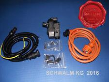 Motor Vorwärmer Standheizung engine pre heater HOT FROG 80° inkl.Kabelset