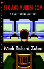 NEW Sex and Murder.com: A Paul Turner Mystery (Paul Turner Mysteries)