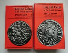 More details for catalogue of english coins in the british museum volumes 1 and 2 anglo-saxon set