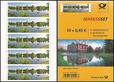Gartenreich Dessau-Wörlitz - Markenset (10 x 45 Ct.) - postfr. - Mi.Nr. 3405/6