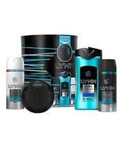 Lynx Ice Chill Body Spray Shower Gel Antiperspirant With Shower Speaker Gift Set