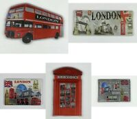 5x Fridge Magnet Gift London Icons Souvenir