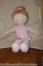 "HG Kids Ballerina Honey Doll North American Bear Co. Plush 16"" Tall"