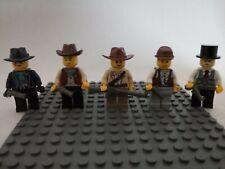 LEGO® vintage Wild West Western Banditen Minifiguren minifigures