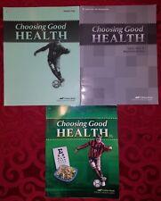 Abeka 6th Grade Health Set