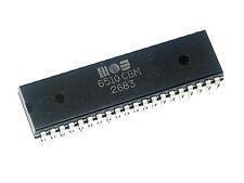 6510 CPU Prozessor Chip IC für Commodore C64 / SX64 MOS CSG CBM (Z0G268)