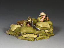 EA125 Trench & Bren Gun Team by King & Country