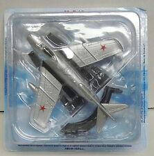 Mikojan MiG-15, Fertigmodell aus Metall, Legendäre Flugzeuge,De Agostini, NEU
