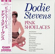 DODIE STEVENS-PINK SHOELACES-JAPAN MINI LP CD BONUS TRACK C94