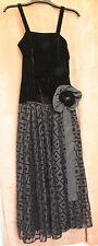 Full Length Formal Ballgowns Velvet Dresses for Women