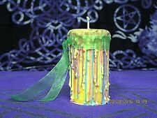 Beltane Candle ~ Witchcraft Candle ~ Wicca Spell Candle ~ Witchcraft Supply
