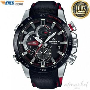 CASIO EQB-800BL-1AJF RACE LAP CHRONOGRAPH Watch Domestic Version from Japan EMS