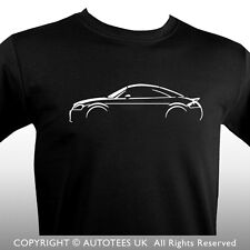 PREMIUM AUTOTEES CAR T-SHIRT - FOR TT MK 1 CAR ENTHUSIASTS