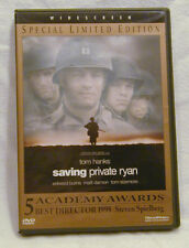 New listing Spielberg Saving Private Ryan Dvd 1999 Special Limited Edition Tom Hanks
