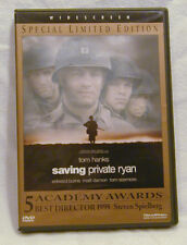 Spielberg Saving Private Ryan Dvd 1999 Special Limited Edition Tom Hanks