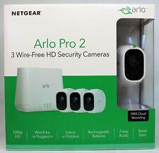 Netgear Arlo Pro 2 - Ip-camera / 3 Camera's