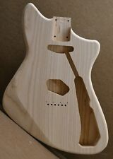 MADE TO ORDER MA Unfinished Guitar Body Ash Fits Tele or Strat Neck