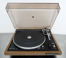 vintage turntable Record player - Plattenspieler direct drive Dual CS 704