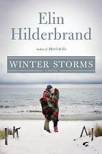 Winter Storms (Winter Street) - Good - Hilderbrand, Elin - Hardcover