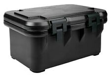 More details for cambro s series upcs180 ultra insulated top loading gastronorm food pan carrier