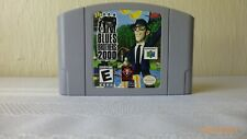Nintendo 64 N64 Blues Brothers 2000 Cartridge Only Tested Works