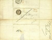 France - Postal History - Old 19th Century Lot of 10 Covers - Lot E