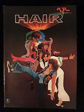 VINTAGE MOVIE PROGRAM-HAIR-JAPAN-JOHN SAVAGE-TREAT WILLIAMS-1979