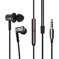 3.5mm Xiaomi 4th Piston Hybrid Dual-Driver In-ear Auriculares Earphone w/Mic Box