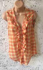 ZARA Women's Ruffle Tops & Shirts